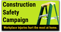 2019 Construction Safety Campaign